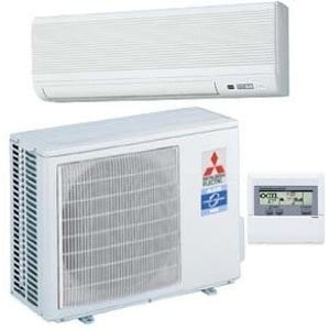 Mitsubishi Electric Ductless Mini Split Systems