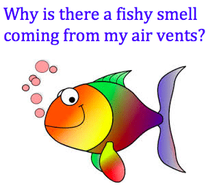 Hvac tips why is there a fishy smell coming from my air for Why does my pee smell like fish