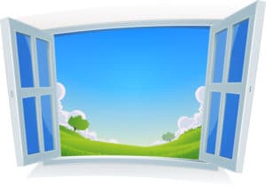 air ventilation for a healthy home